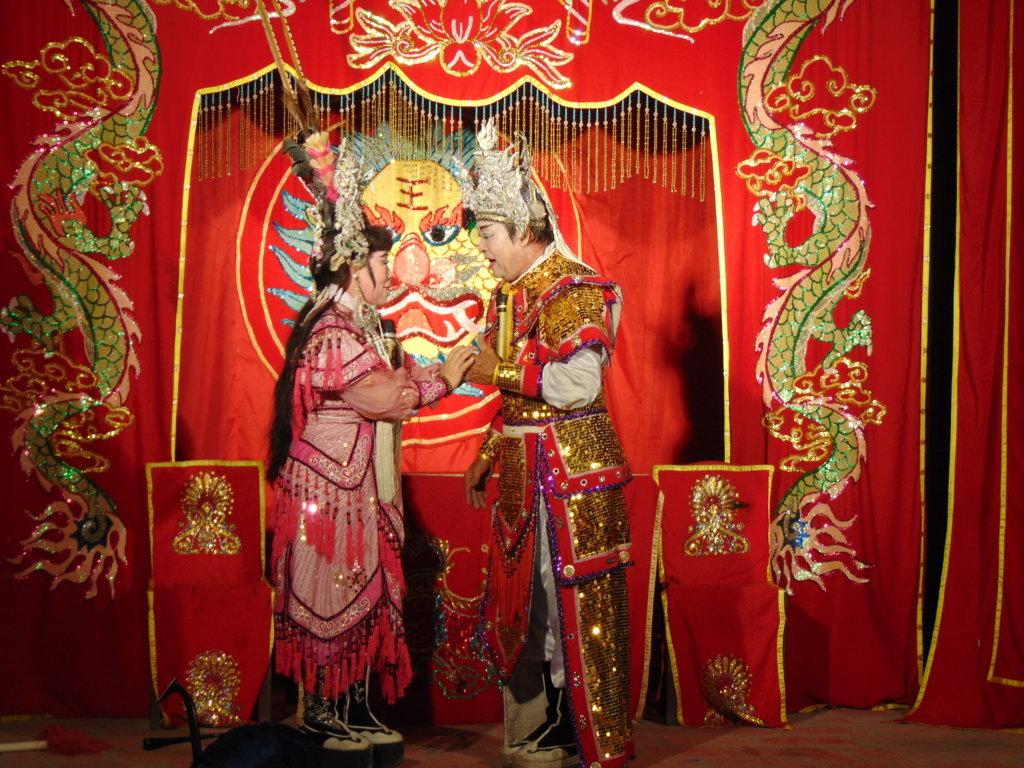 Sân khấu Đồng Thinh