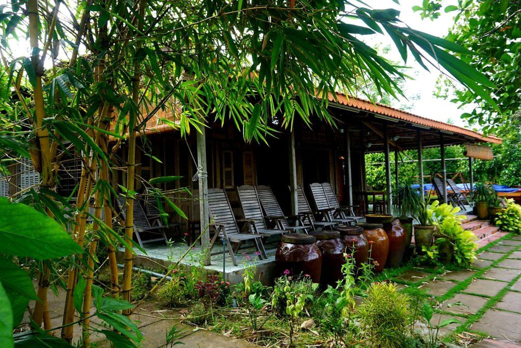 Homestay Út Trinh ở Vĩnh Long