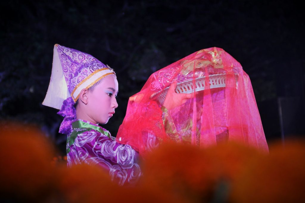 Truyền nhân của hát bội Vĩnh Long