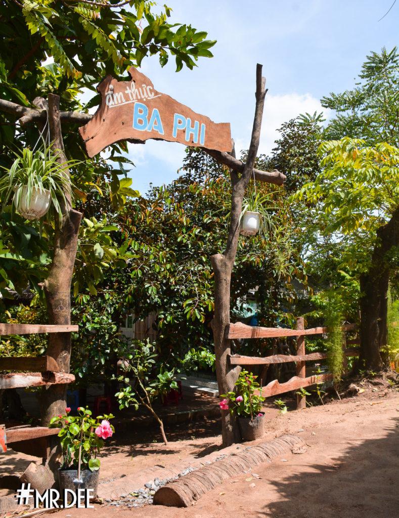 Nhà Ba Phi - Cồn Hô