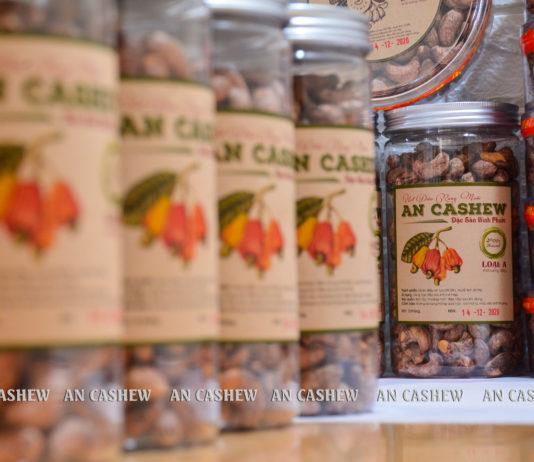 Hạt điều rang muối An Cashew
