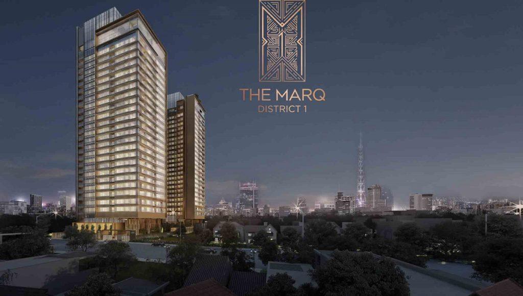 Chung cư The Marq