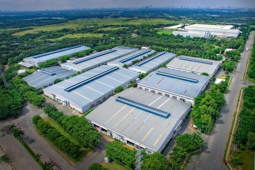 Một dự án Bất động sản công nghiệp